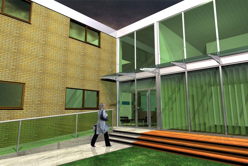 Haxton Koyander Street Crane Express 1 Architecture 3d Visuals