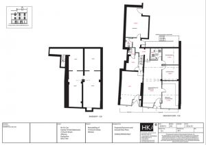 Church Street Plan Commercial Architecture
