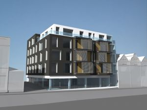 London Road Commercial Architecture