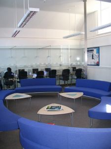 Parkside Staff Room 2 Education Design