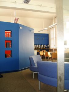 Parkside Staff Room Interior Design