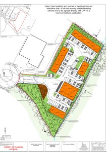 Planning Callywhite Lane