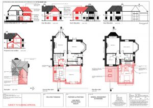 Renishaw Residential Architecture