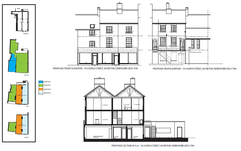 Our plans for Georgian Church Street property